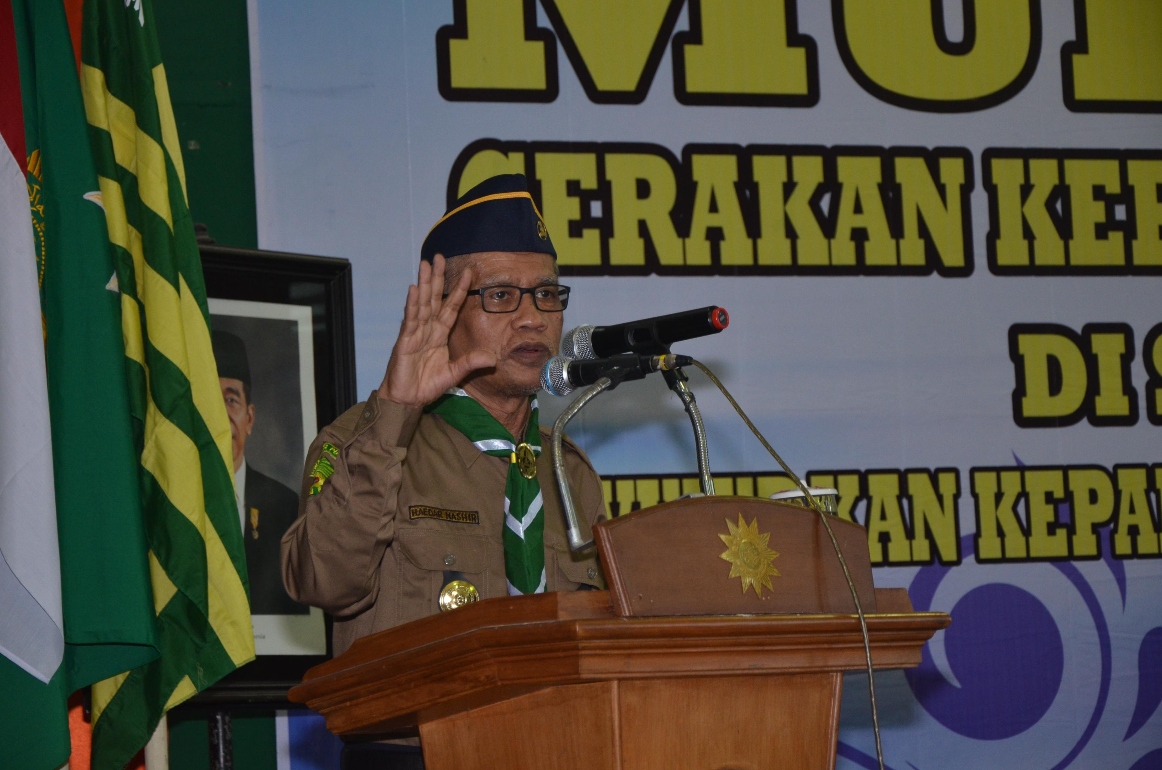 Alasan Muhammadiyah tidak Laksanakan Aksi 112 | Kwartir ...