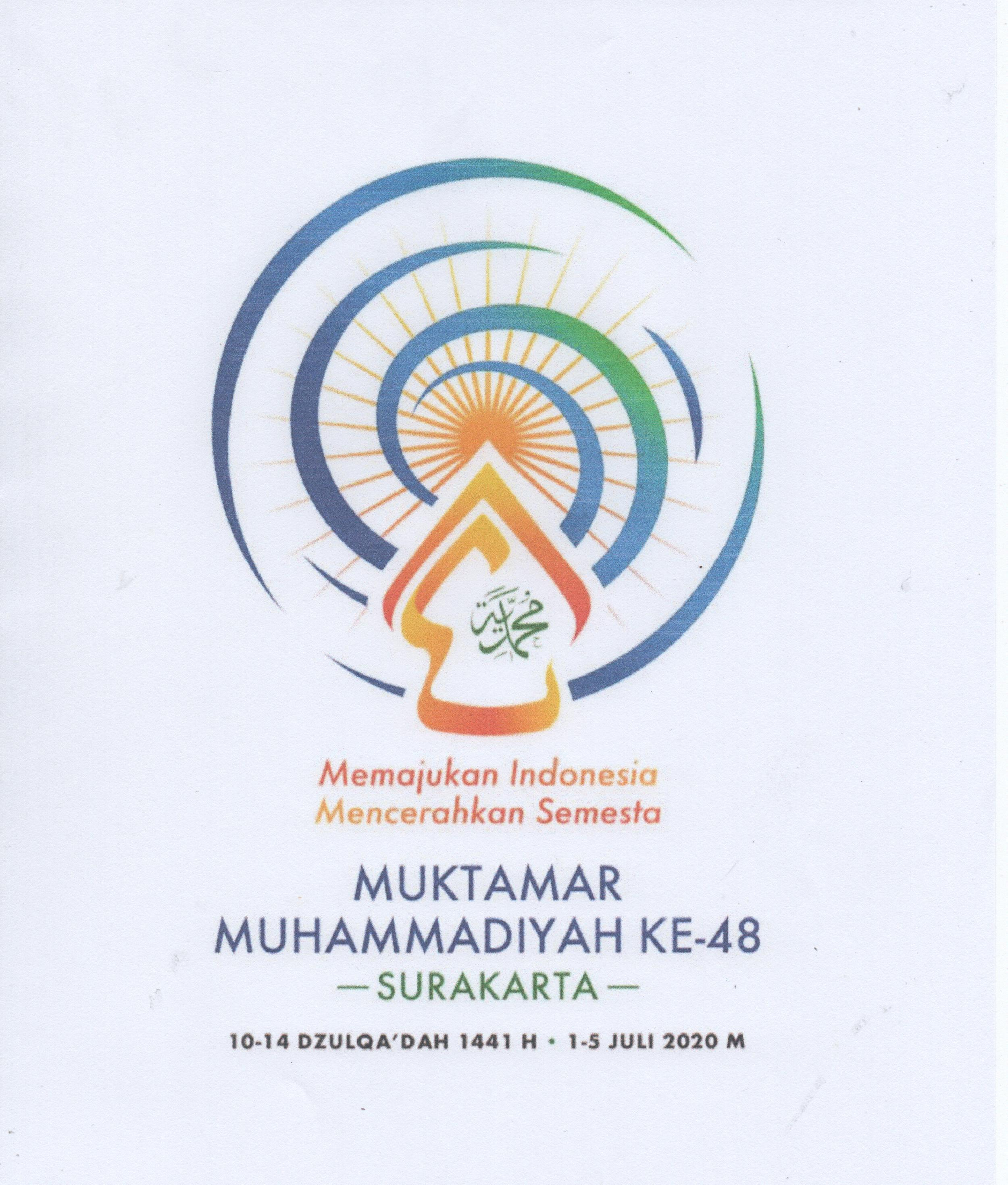 Makna Logo Resmi Muktamar Ke 48 Muhammadiyah Kwartir Pusat Gerakan Kepanduan Hizbul Wathan